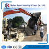 hydraulic concrete pavers machine 3.4-6m special for High Speed Rail