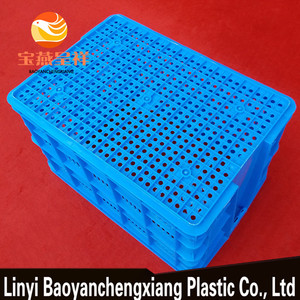 Plastic Potato Tomato Thick Crates For Sale