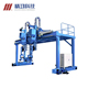 High quality dc submerged arc welding machine electrode production line