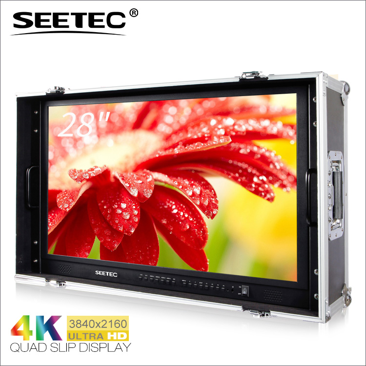 SEETEC Carry-on Broadcast display 3840*2160 4k resolution monitor 32 inch price
