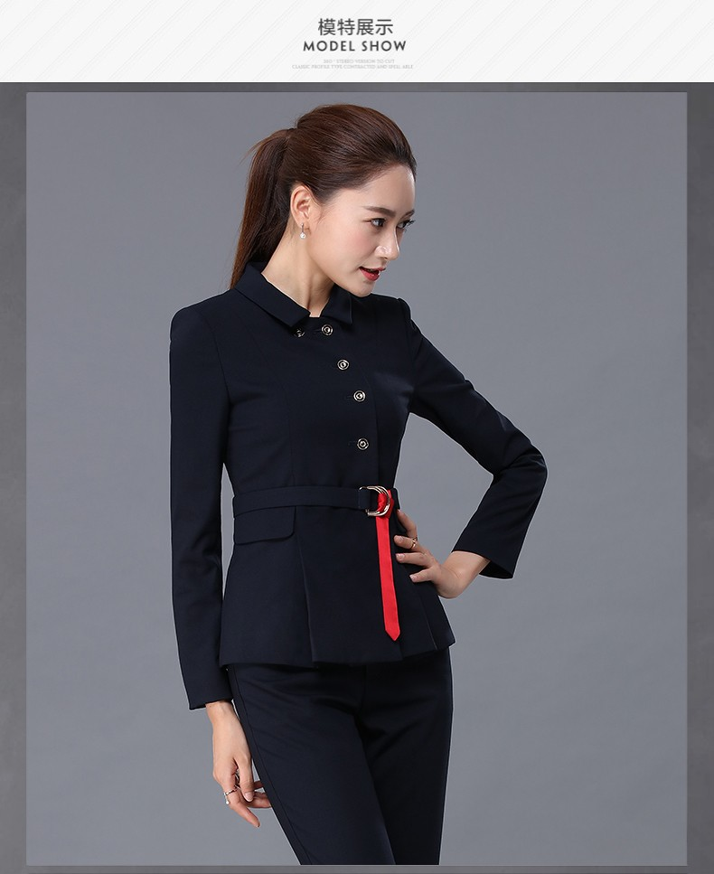 Plus Size Xxl Lady Suit Trousers Business Suits Women Pant Suit ...