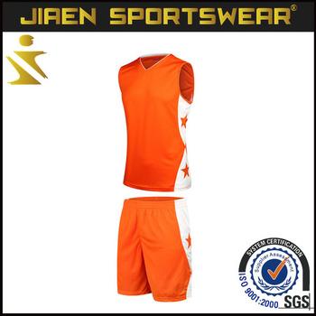 2016 Oem Custom Newest Usa European Sublimation Basketball Uniform