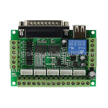Mach3 Cnc 5 Axis Interface Breakout Board For Stepper Motor Driver Cnc Mill  St - Buy Mach3,Axis Interface,Cnc Product on Alibaba com