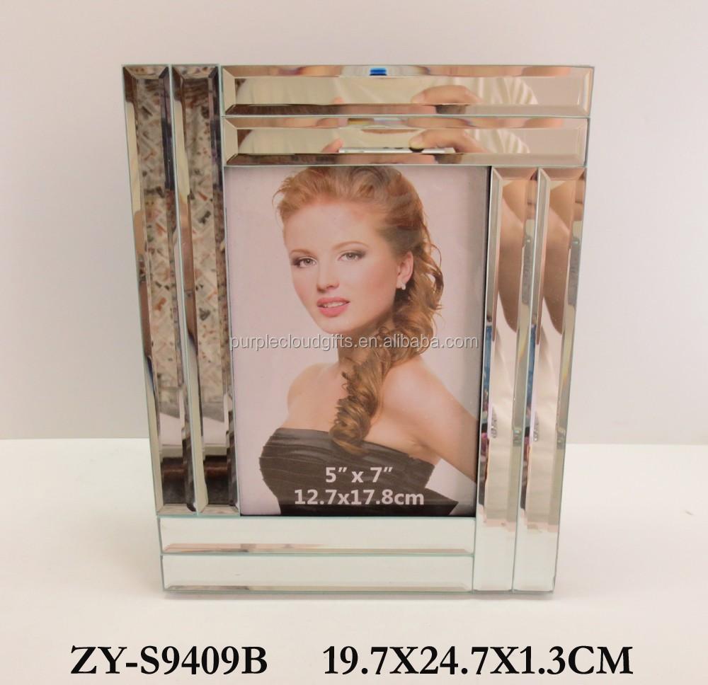 Spiegel Bilderrahmen,Glas Bilderrahmen,Schmücken Bilderrahmen - Buy ...