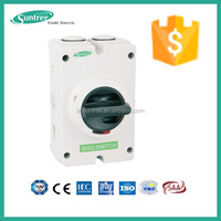 IP66 TUV CE Solar System 50A 1000V DC 4P Isolating Switch