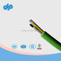 equipment controling electric cable , kvv 3*6mm2 cu/pvc insulated and sheathed cable
