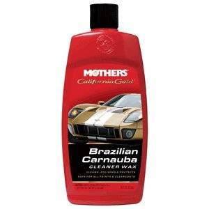 Mothers California Gold Brazilian Carnauba Wax Liquid - 16oz-By BlueTECH