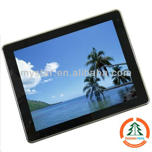 9.7 inch 1024*768 Android4.0 tablet with tablet pc wholesale india