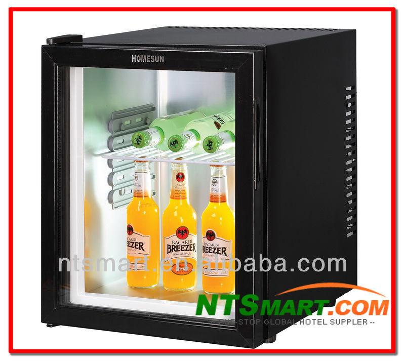 Elegant Hotel Guestroom Glass Door Mini Refrigerator   Buy Mini Refrigerator,Glass  Door Refrigerator,Hotel Refrigerator Product On Alibaba.com