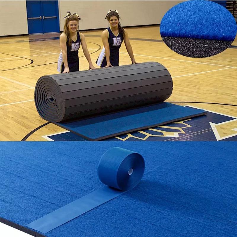 Roll Out Up Gymnastics Tatami Judo Mats