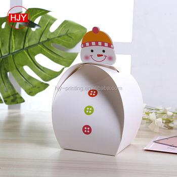 2017 New Christmas Apple Box Creative Fruit Packaging Box Christmas Snowman Gift Box Manufacturers Wholesale Buy Christmas Snowman Gift Box Foldable