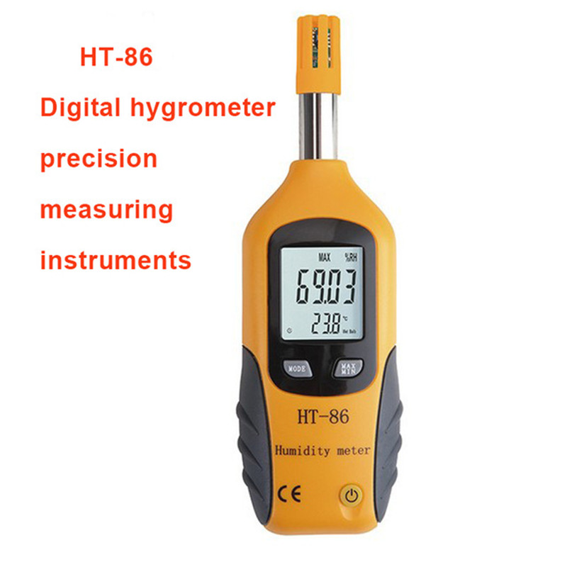 Temperature humidity meter HT-86 mini portable 2019 hot sale