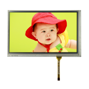 7 inch tft 800*480 with controller board lcd touch display