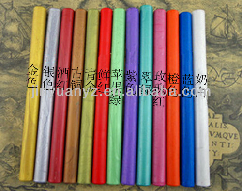 Good Adhesive Colored Glue Gun Wax Stick Clic Sealing Gule Product On Alibaba