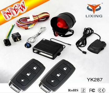 One Way Viper Car Alarms Security Vehicle Alarm System Best Car