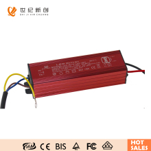 BIS 50W led driver high efficient 1500mA power supply