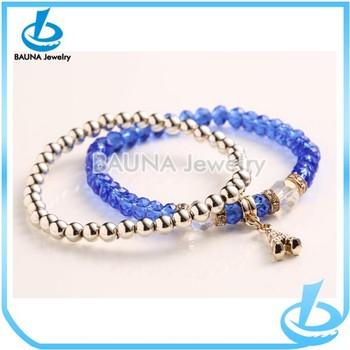 Handmade Ccb And Glass Beaded Bracelets Nepal Buy Beaded Bracelets