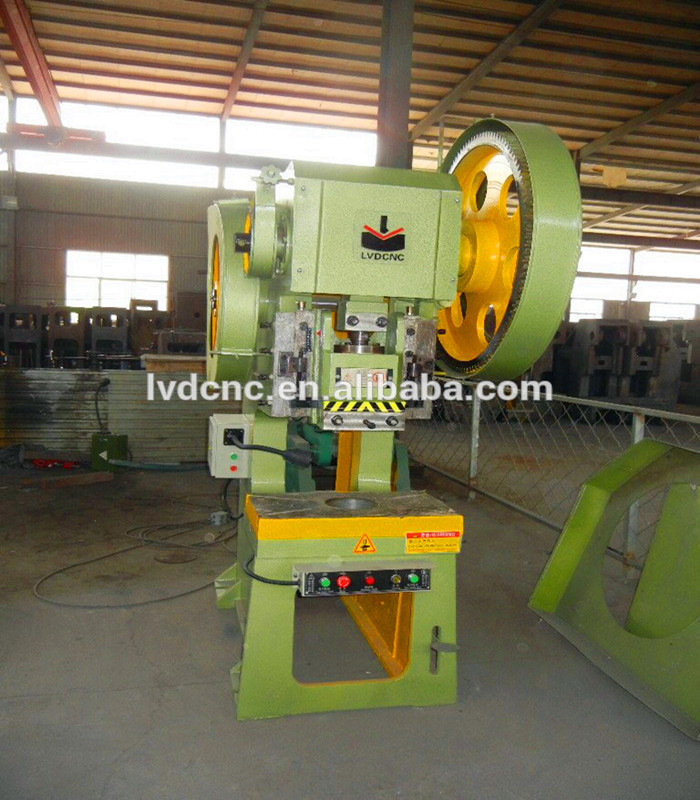 sheet metal hole punch machine perforation press punching press machine for aluminum