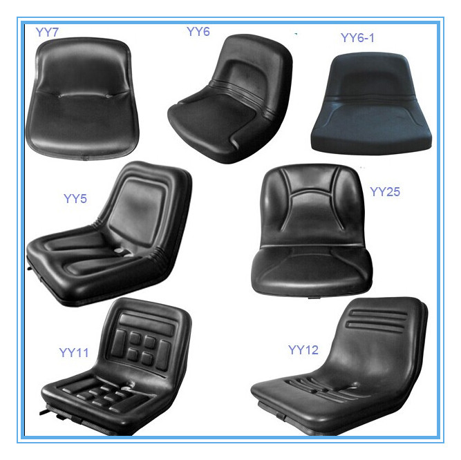 Tractor Seat Replacement : Replacement tractor seat fit most tractors including new