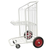 RH-WT13 500*560*1040mm fold able double layers luggage trolley cart