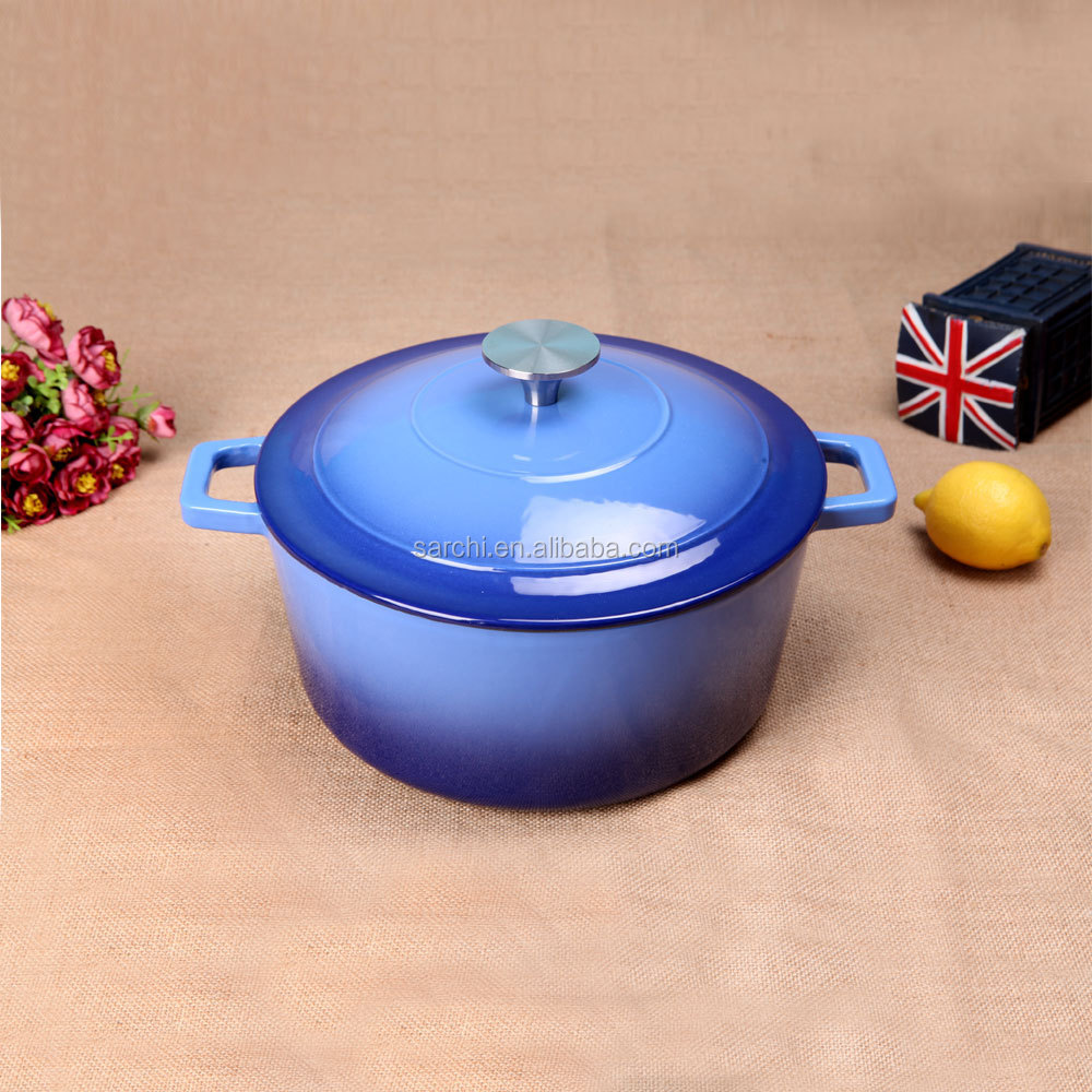 Co color cast cookware - Color Cast Irom Sauce Pan Color Cast Irom Sauce Pan Suppliers And Manufacturers At Alibaba Com