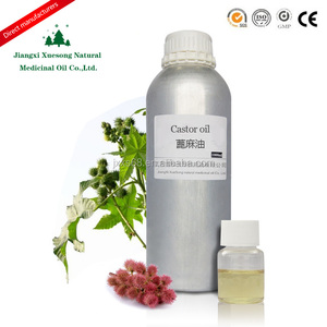 Pharmaceutical grade cold pressed castor oil with favorable castor oil price