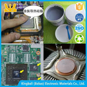High Thermal Conductivity Silicone Grease For Power Supply