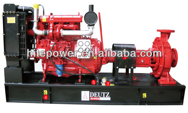 Life-Long Service Discount Price irrigation used diesel engine water pump