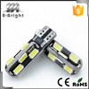 Factory directy selling t10 canbus car holder led auto bulb