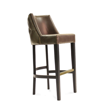Wondrous Wholesale Chesterfield Leather Bar Stool Commercial Used Pub Furniture Buy Leather Bar Stool Wooden Bar Stool Commercial Used Pub Furniture Product Machost Co Dining Chair Design Ideas Machostcouk