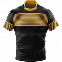 Team club sportswear wholesales custom sublimated cheap rugby jersey rugby shirts/practice jerseys/uniforms