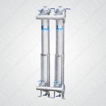 Mf Modular Self-cleaning Filter   Manual Operation Type - Buy Mf Modular  Self-cleaning Filter,Auto Backwash Water Filter,Tubular Backwashing System
