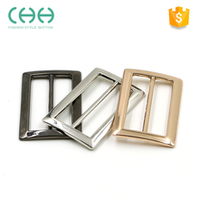 High quality metal rectangle pin belt buckles for jeans