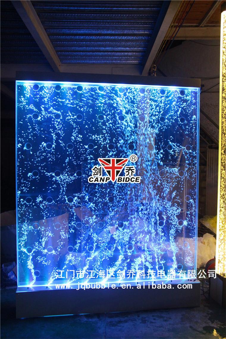 China Furniture Organic Glass Large Aquarium Decorations