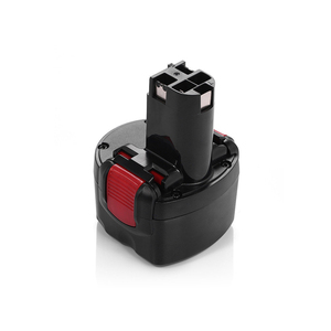 9.6V Ni-MH Replacement Power Tool Battery for Bosch BPT1041 BAT048 BAT100 2607 335 682