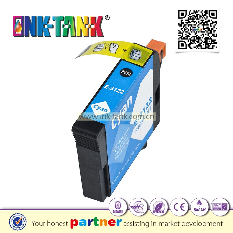 Compatible For Epson 312 Ink Cartridge T3120 - T3129 Used Sc-p405 Printer -  Buy For Epson 312 Ink Cartridge,Sc-p405,312 Ink Cartridge T3120 Product on