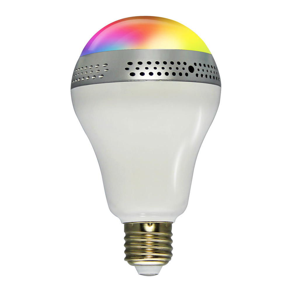 Customize Logo Acceptable Led Bulb Light With Wireless Bluetooth ...