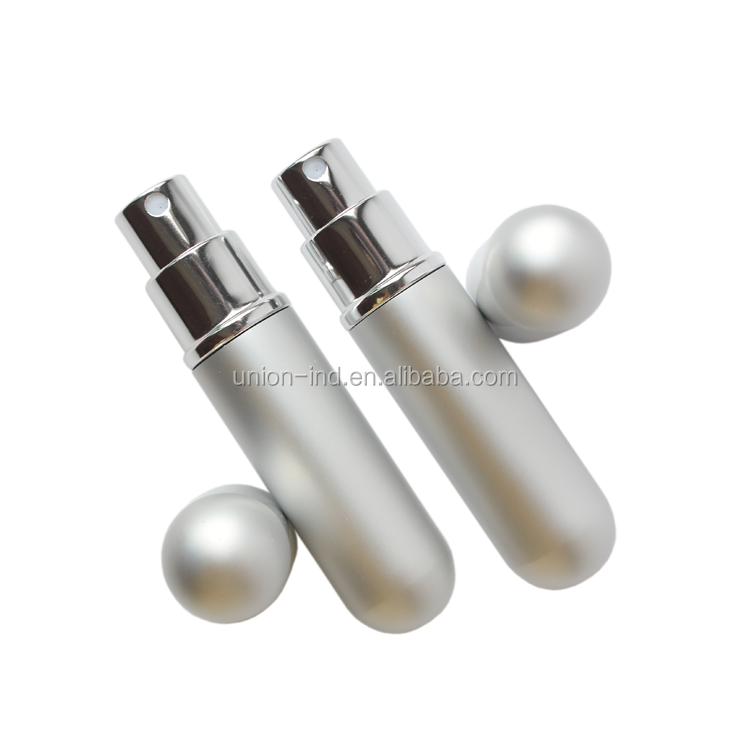 Hot sale aluminium refill perfume atomizer spray bottle,6ml spray atomizer