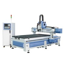 3 Axis 3D CNC Router With Automatic Tool Changer