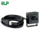 ELP OEM 720P HD USB2.0 linux Webcam with mini box case for ATM machine