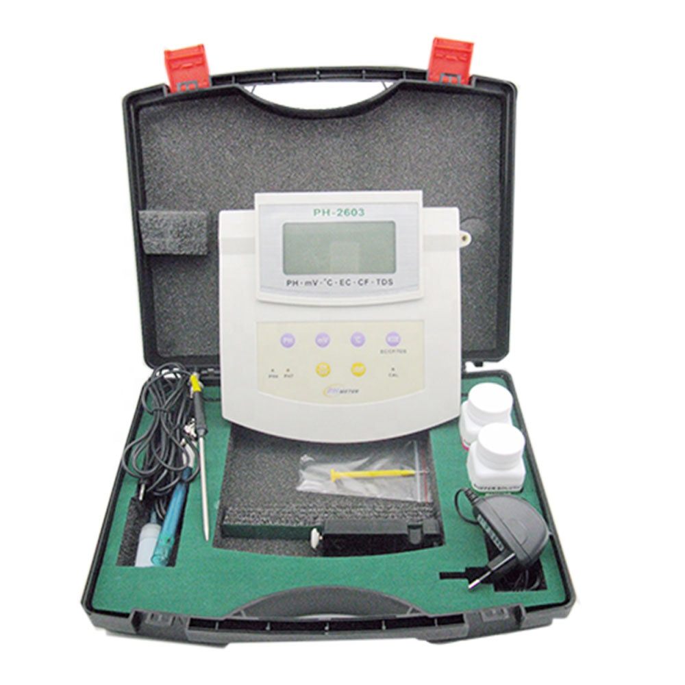 PH Tester Water Conductivity Meter PH/EC/TDS
