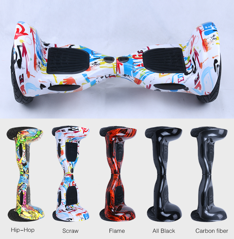 Wholesale for Euro 10 inch big tire mini smart self balance scooter two wheel smart self balancing <strong>electric</strong>