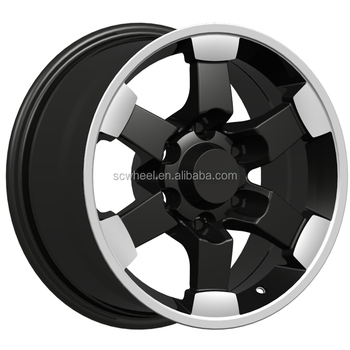 Suv Trd Alloy Wheels Car Aluminum Rims Sc Racing