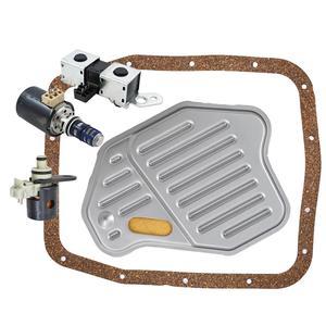 4R70W AODE Transmission Solenoid Set Filter Kit EPC TCC LockUp Shift  1998-2004