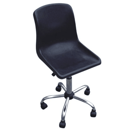 anti-static chair round chair work with foot rest