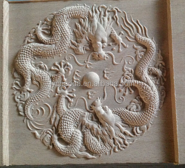 Cnc Router Wood Board Cutting/ 3d Relief Carving Machine