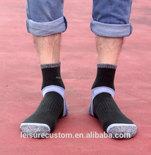 Wholesale China Custom Cotton Outdoor Sports High socks men dress