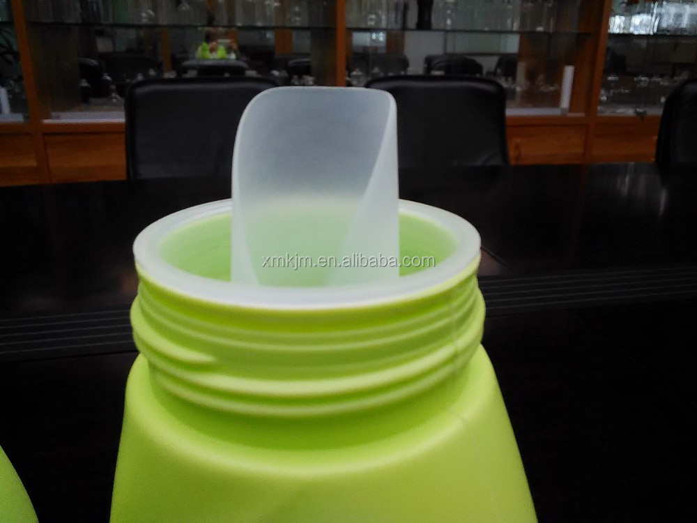 1L Baby Laundry Bottle PE Material