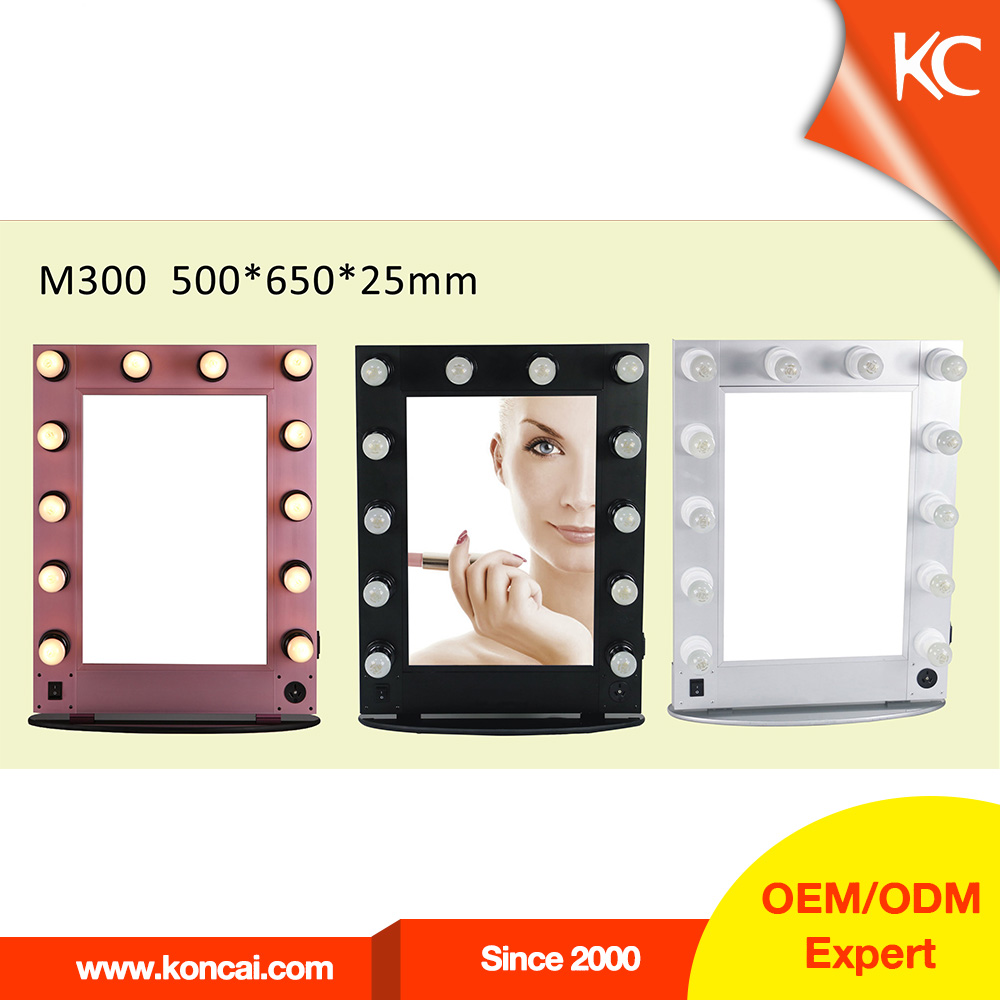 Fashionable Portable Makeup With Lights Mirror,Bathroom Mirrors ...