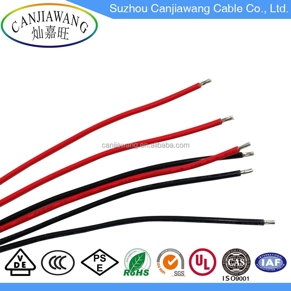 Custom Length UL Wire Electric Wire Cables Copper Wire